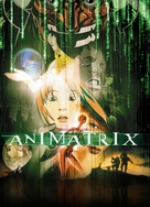 The Animatrix - DVD cover (xs thumbnail)