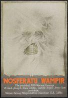 Nosferatu: Phantom der Nacht - Polish Movie Poster (xs thumbnail)