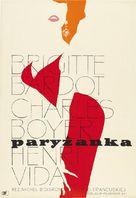 Une parisienne - Polish Movie Poster (xs thumbnail)