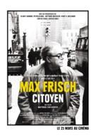 Max Frisch, citoyen - Swiss Movie Poster (xs thumbnail)