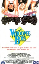 The Whoopee Boys - French VHS cover (xs thumbnail)