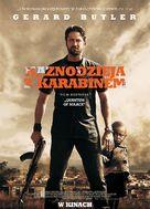 Machine Gun Preacher - Polish Movie Poster (xs thumbnail)