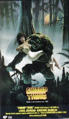 Swamp Thing - VHS movie cover (xs thumbnail)