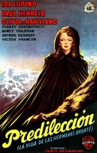 Devotion - Spanish Movie Poster (xs thumbnail)