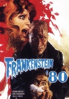 Frankenstein '80 - DVD cover (xs thumbnail)