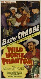 Wild Horse Phantom - Movie Poster (xs thumbnail)