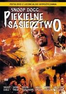 Hood of Horror - Polish Movie Cover (xs thumbnail)