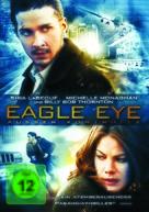 Eagle Eye - German Movie Cover (xs thumbnail)