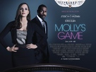 Molly's Game - British Movie Poster (xs thumbnail)