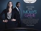 Molly's Game - British Movie Poster (xs thumbnail)