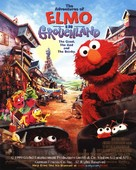 The Adventures of Elmo in Grouchland - Movie Poster (xs thumbnail)