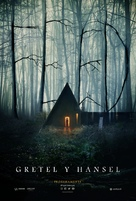 Gretel & Hansel - Spanish Movie Poster (xs thumbnail)
