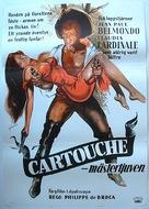 Cartouche - Swedish Movie Poster (xs thumbnail)