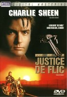 Beyond The Law - French DVD cover (xs thumbnail)