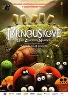 Minuscule - La vallée des fourmis perdues - Czech Movie Poster (xs thumbnail)