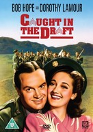 Caught in the Draft - British DVD movie cover (xs thumbnail)