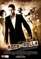RocknRolla - Australian Movie Poster (xs thumbnail)