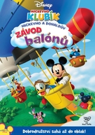 """Mickey Mouse Clubhouse"" - Czech DVD movie cover (xs thumbnail)"