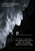 Winchester - Chilean Movie Poster (xs thumbnail)