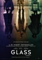 Glass - Spanish Movie Poster (xs thumbnail)