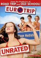 EuroTrip - DVD movie cover (xs thumbnail)