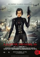 Resident Evil: Retribution - Hungarian Movie Poster (xs thumbnail)