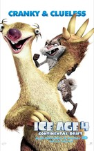Ice Age: Continental Drift - Character movie poster (xs thumbnail)