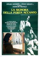 La femme d'à côté - Italian Movie Poster (xs thumbnail)