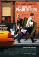 The Art of Getting By - Spanish Movie Poster (xs thumbnail)