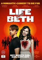 Life After Beth - Danish DVD movie cover (xs thumbnail)