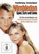 Wimbledon - German Movie Cover (xs thumbnail)