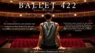 Ballet 422 - Movie Poster (xs thumbnail)