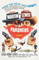 Pardners - Re-release movie poster (xs thumbnail)