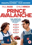 Prince Avalanche - British DVD cover (xs thumbnail)