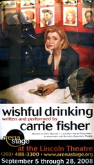 Wishful Drinking - Movie Poster (xs thumbnail)