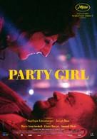 Party Girl - Polish Movie Poster (xs thumbnail)