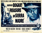 The Treasure of the Sierra Madre - Re-release poster (xs thumbnail)