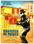 The Bounty Killer - French Movie Poster (xs thumbnail)