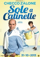 Sole a catinelle - Italian Never printed poster (xs thumbnail)