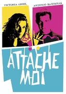 ¡Átame! - French Movie Poster (xs thumbnail)