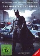 The Dark Knight Rises - German DVD movie cover (xs thumbnail)