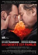 Trespass Against Us - German Movie Poster (xs thumbnail)