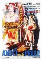 Amici per la pelle - Italian Movie Poster (xs thumbnail)