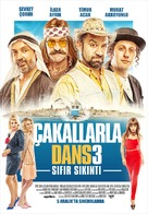 Çakallarla Dans 3: Sifir Sikinti - Turkish Movie Poster (xs thumbnail)