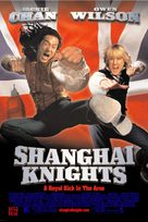 Shanghai Knights - Movie Poster (xs thumbnail)