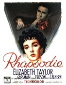 Rhapsody - French Movie Poster (xs thumbnail)