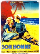 Her Man - French Movie Poster (xs thumbnail)