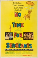 No Time for Sergeants - Movie Poster (xs thumbnail)