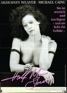 Half Moon Street - German Movie Poster (xs thumbnail)