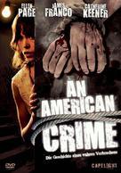 An American Crime - German DVD movie cover (xs thumbnail)
